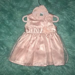 Cater's   3 M   Rose Gold Dress